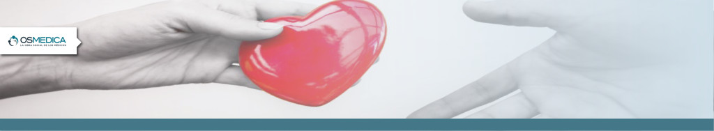 Donar órganos es regalar vida