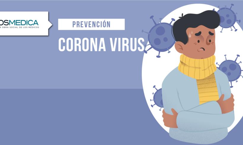 Prevención del Corona virus